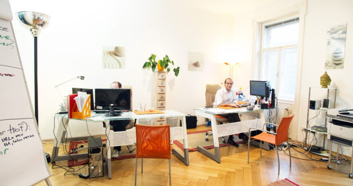 Doktorweb Fochler online-marketing communications Office Fuchsgasse